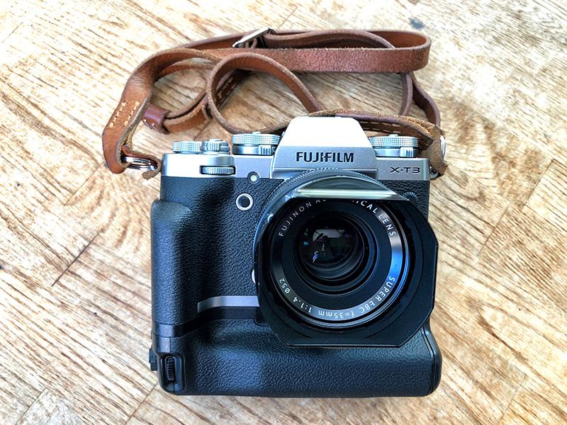 """""""Fujifilm X-T3"""